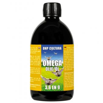 Omega Olie 3, 6 en 9
